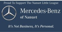 Mercedes-Benz Supports Nanuet Little League