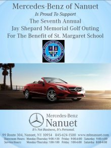 Mercedes-Benz of Nanuet Supports Jay Shepard Memorial