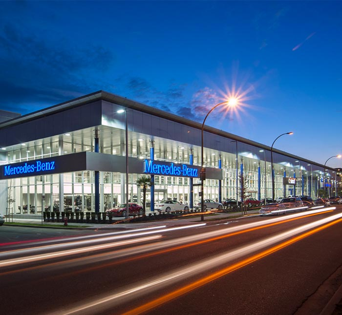 Mercedes-Benz Vancouver Dealer