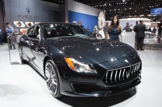 2017 Maserati Quattroporte GranSport