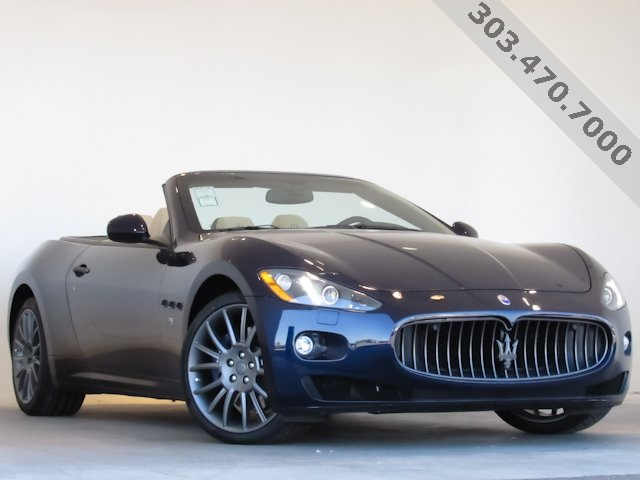 2016 Maserati GranTurismo at Mike Ward Maserati