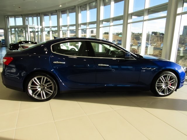 2017 Maserati Ghibli at Mike Ward Maserati