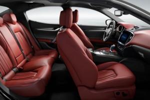 Maserati Ghibli Seats