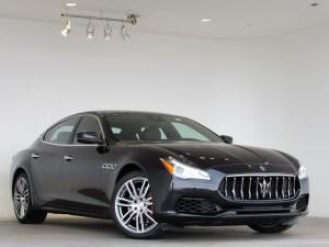 2017 Maserati Quattroporte AWD