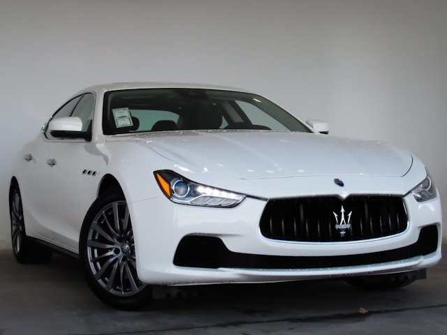 Lease Deal 2017 Maserati Ghibli S Q4 AWD at Mike Ward Maserati
