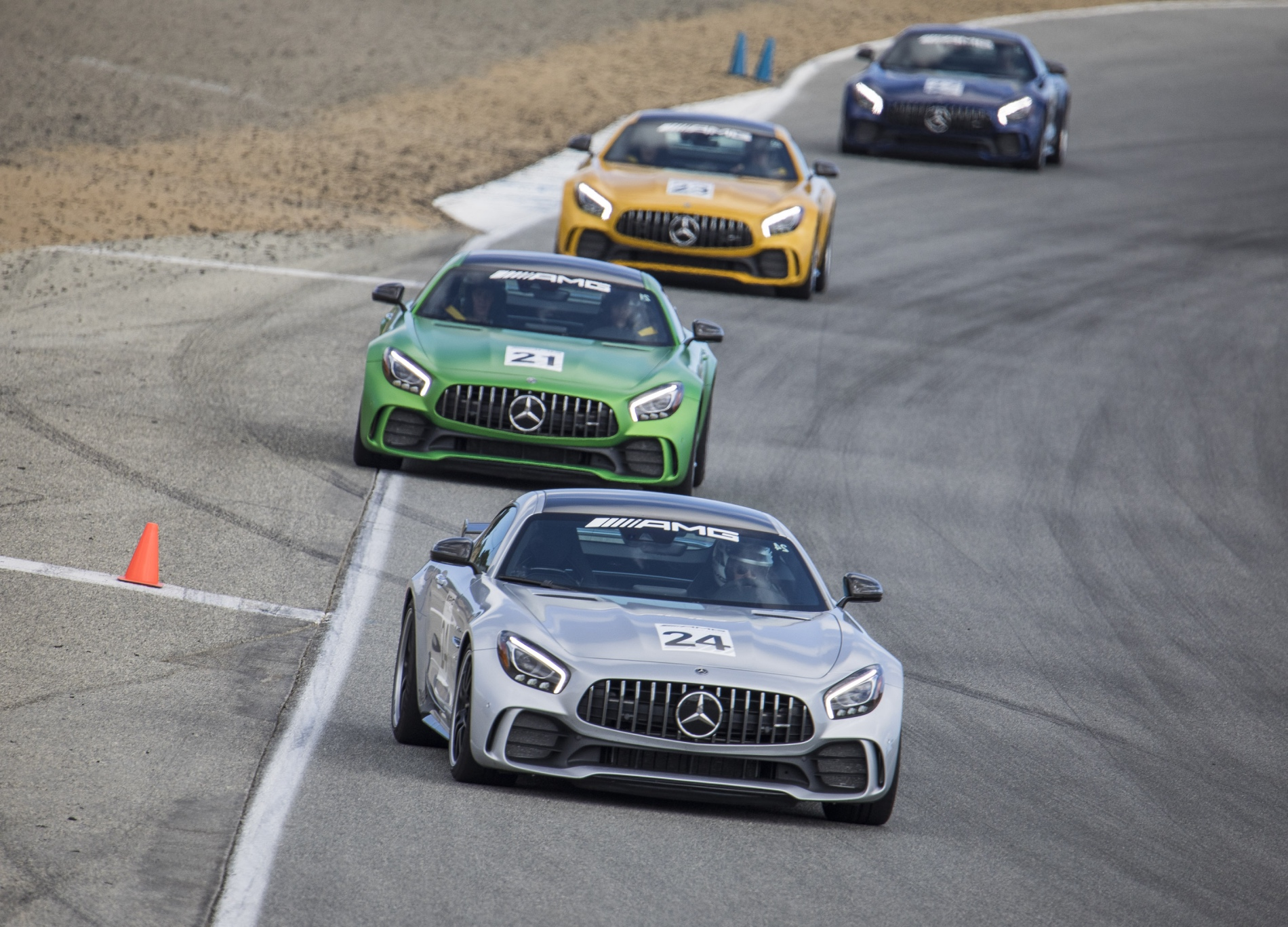 a82be895b0 ... all buyers of AMG® vehicles a complimentary day at AMG® Driving Academy  at one of four racetracks across the United States including WeatherTech  Raceway ...