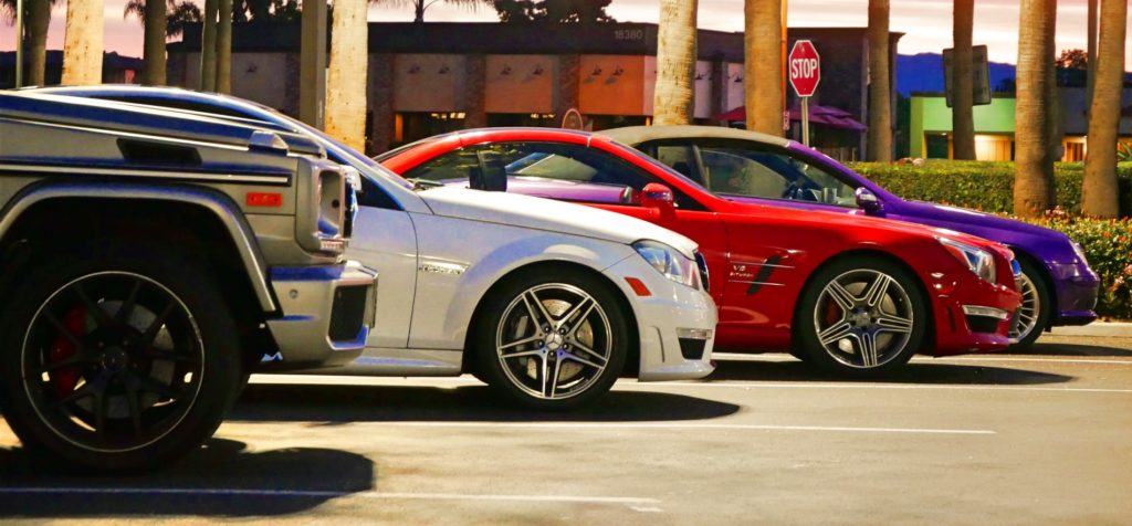Mercedes AMG Huntington Beach