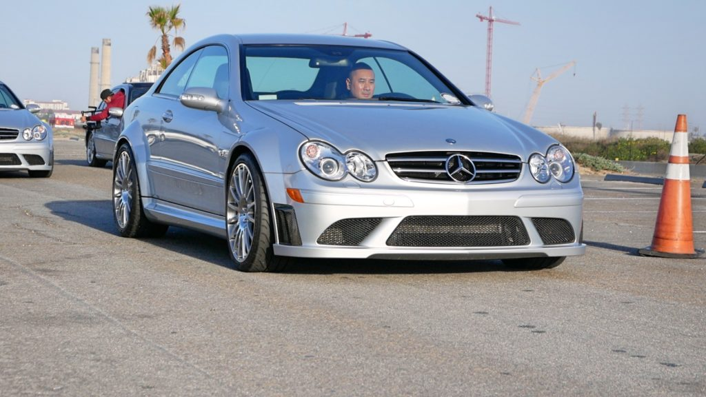 CLK63 Black Series