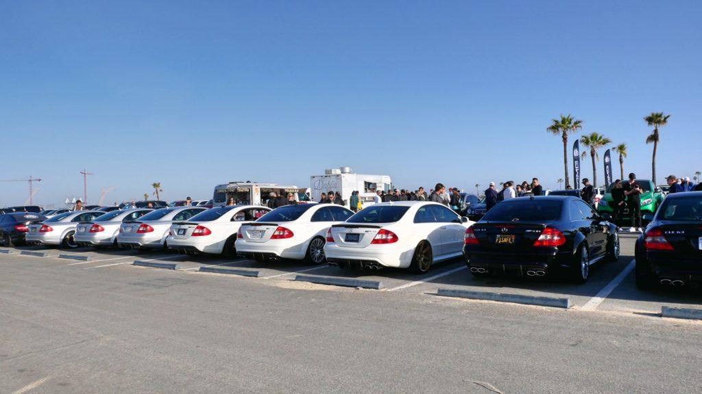 AMG Black Series Huntington Beach