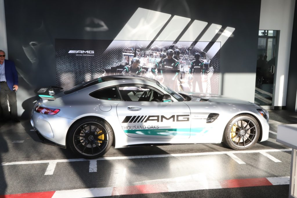 AMG Thousand Oaks Grand Opening | Mercedes-Benz of ...