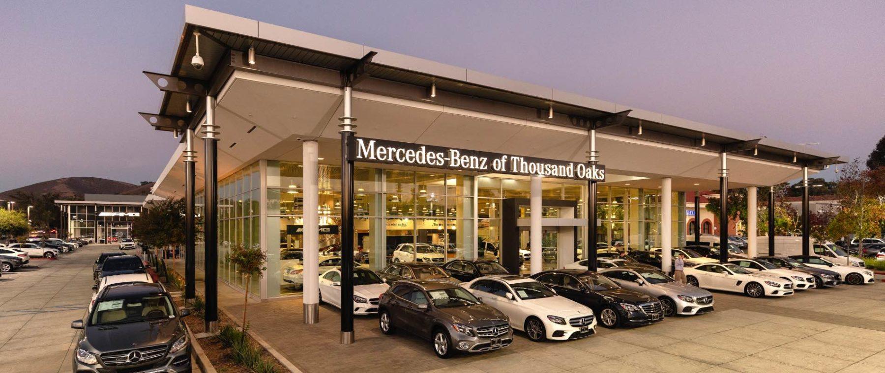 Mercedes Benz Dealership >> Mercedes Benz Of Thousand Oaks Mercedes Benz Dealer In