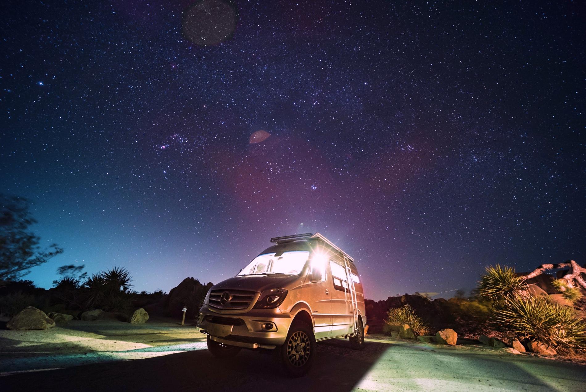 Sprinter Nights | Mercedes-Benz of Thousand Oaks