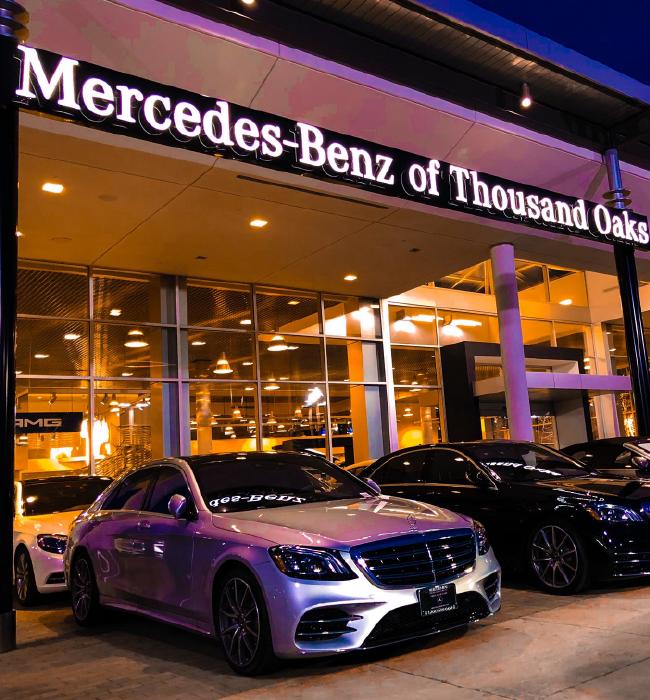Mercedes Benz Of Thousand Oaks Mercedes Benz Dealer In Thousand