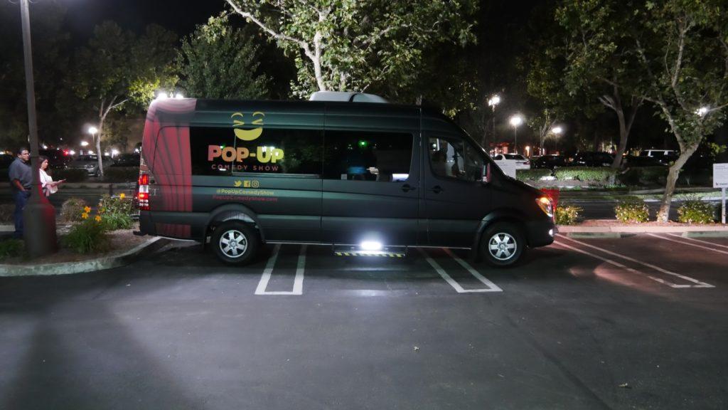 Custom Sprinter Van