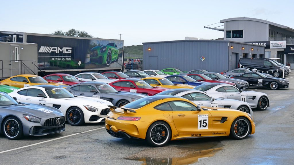 AMG Dealership