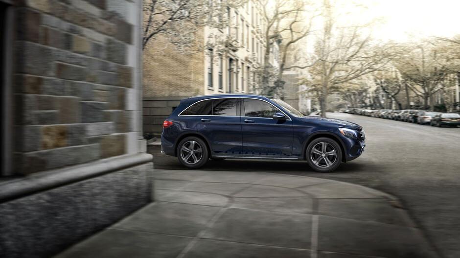 Le mercedes benz glc le vus qui en offre le plus for Mercedes benz montreal