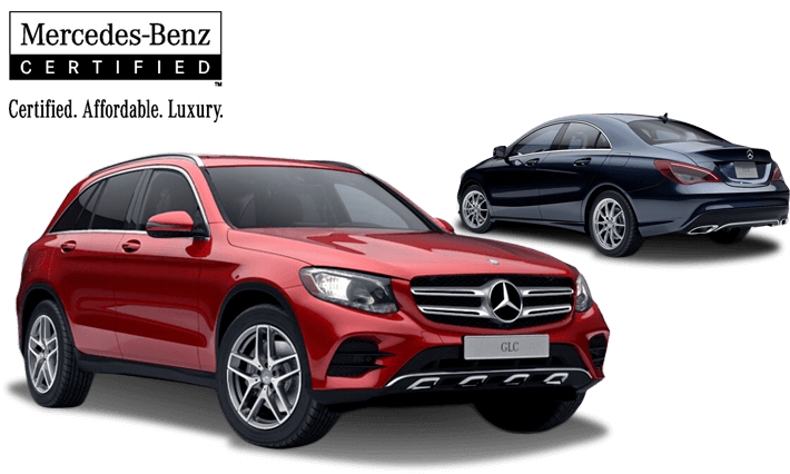 mercedes benz certified pre owned special offers
