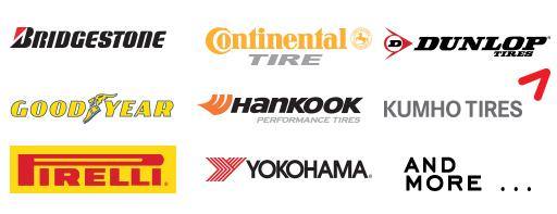 Toyota Tire Event Tire Brands