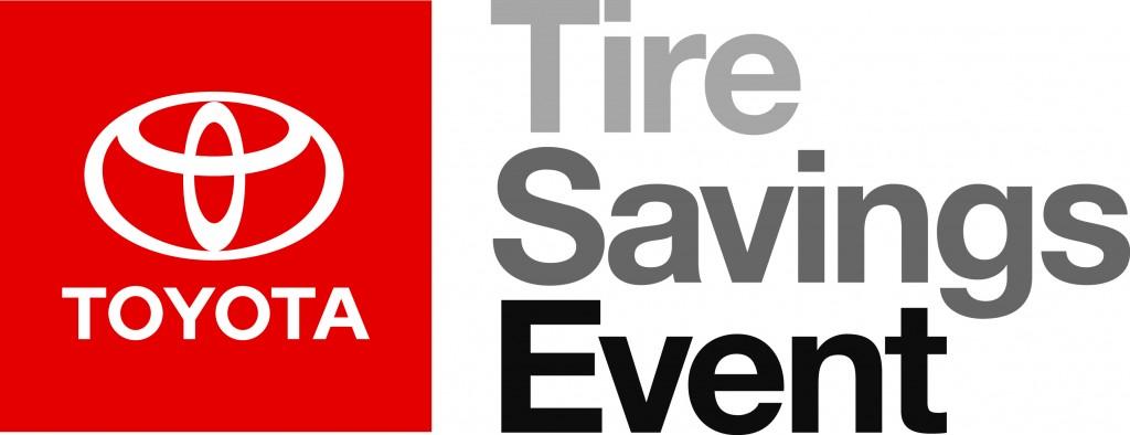 Tire Savings Event HOR