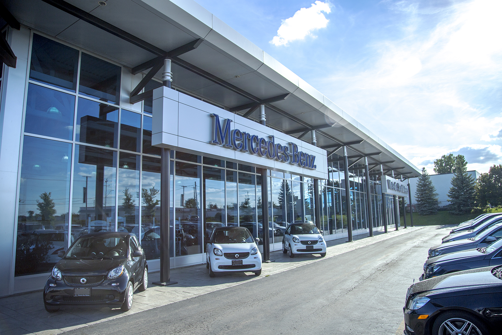 new and pre owned mercedes dealer kitchener victoria