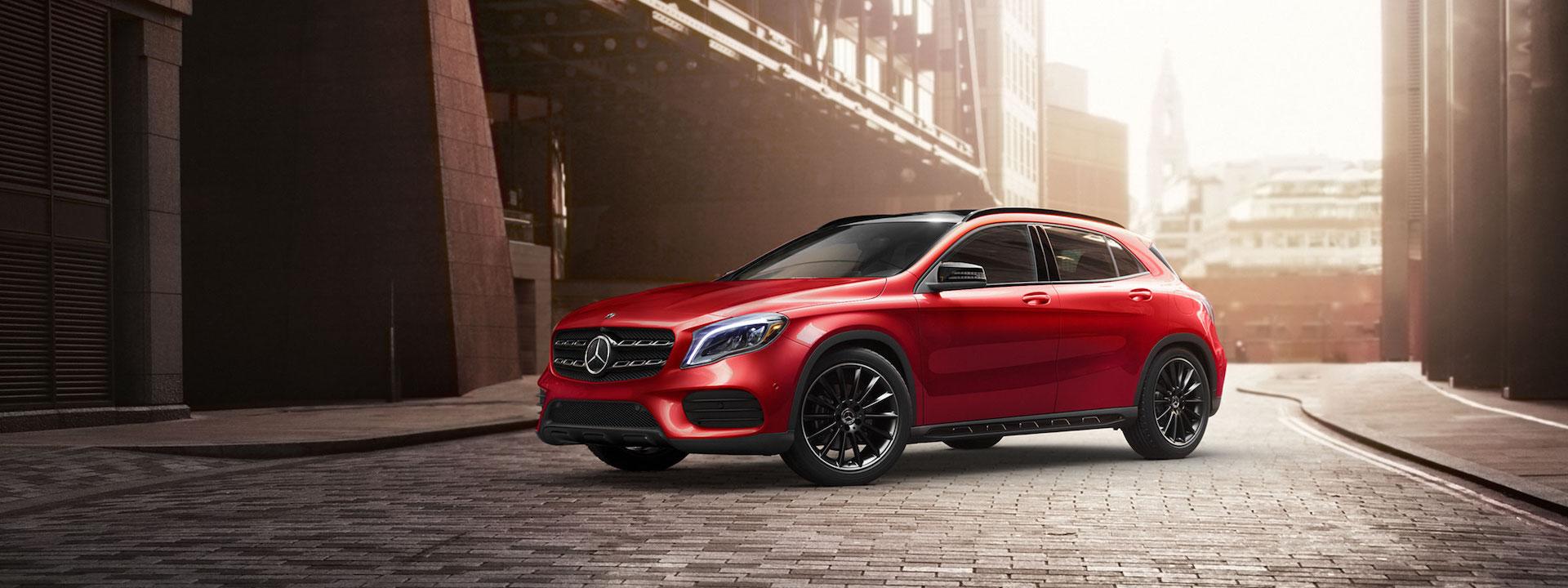 2020 Mercedes-Benz GLA SUV | Mercedes-Benz of Fort Walton Beach