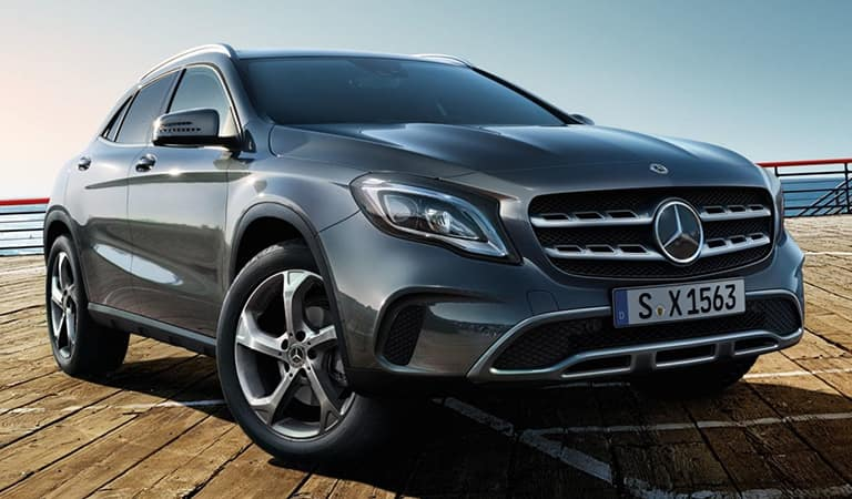 New Mercedes-Benz GLA